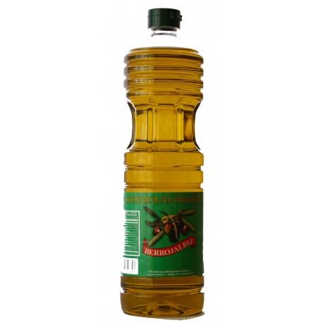 BERROJALBIZ 1lt.Oliva Virgen Extra Botel
