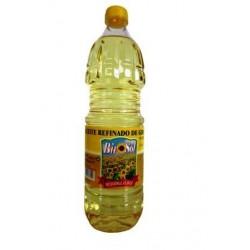ACEITE GIRASOL BIR SOL 1lt.Botella