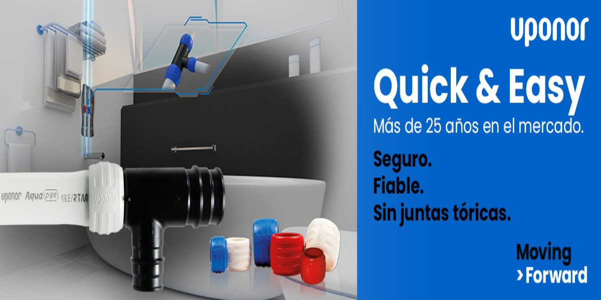 UPONOR QUICK & EASY